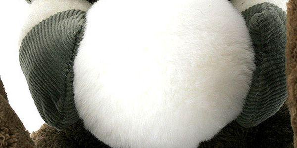 Teddy Big Foot Medvídek 13cm v beranici Big Foot3