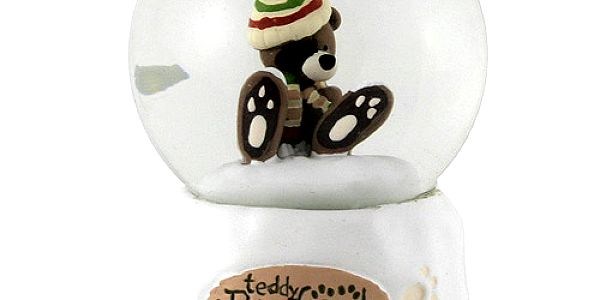 Teddy Big Foot Dárkový set Teddy Bigfoot Dárkový set fotostojánek, těžítko, medvídek 7cm, TBF4