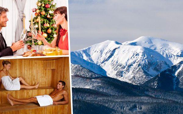 Vánoční pobyt v Tatrách se slevou!