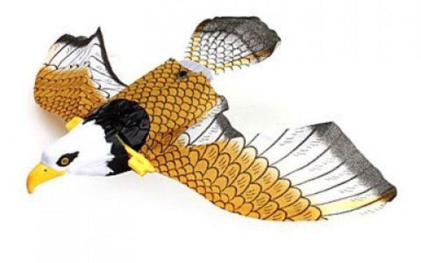 Létající pták - pověste jej za šňůrku a nechte létat dokola!