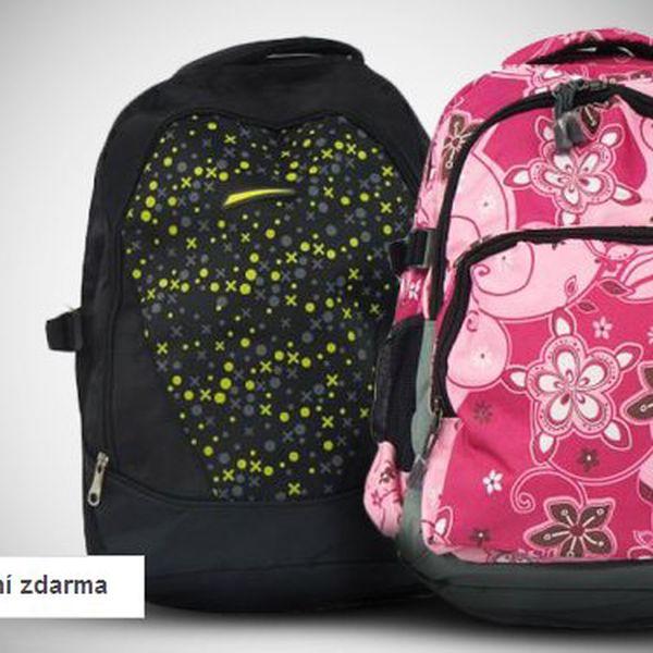 Kvalitní batohy pro děti