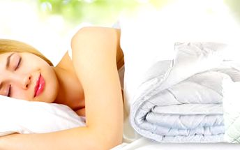 Zdravotní prošívaný set z dutého vlákna: sladký spánek pro celou rodinu!