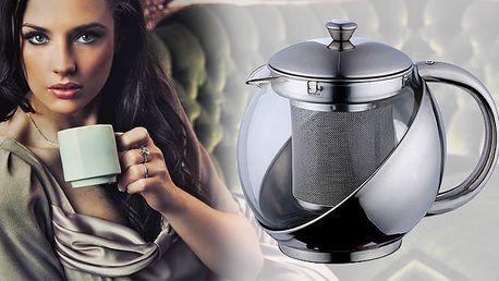 Konvice na čaj se sítkem Renberg