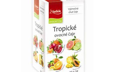 Tropické ovocné čaje Apotheke