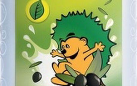 BOCHKO Dětské tělové mléko oliv.olej a panth.200ml