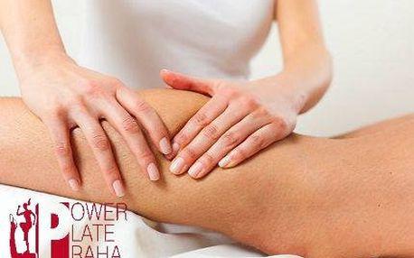 60 minut ruční lymfatické masáže celého těla