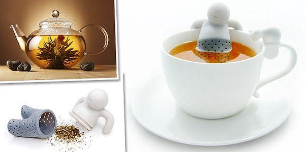 Mr.Tea - originální čajové sítko