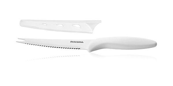 Tescoma antiadhezní nůž na zeleninu PRESTO BIANCO 12 cm