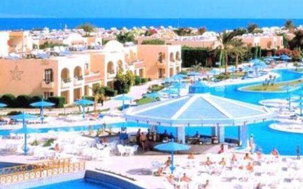 Egypt, oblast Hurghada, letecky, all Inclusive, ubytování v 4,5* hotelu na 8 dní