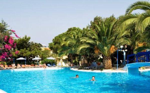 Řecko, oblast Rhodos, letecky, snídaně, ubytování v 4* hotelu na 8 dní