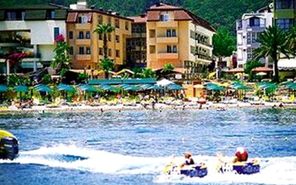Turecko, oblast Kemer, all Inclusive, ubytování v 3* hotelu na 8 dní