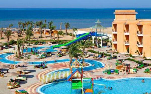 Egypt, oblast Hurghada, all Inclusive, ubytování v 4,5* hotelu na 8 dní