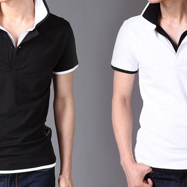 Elegantní pánské polo tričko pro váš styl