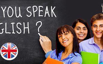 Špičkové kurzy angličtiny pro všechny úrovně