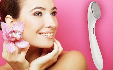 Domácí kosmetická péče: Mini galvanická žehlička 2v1