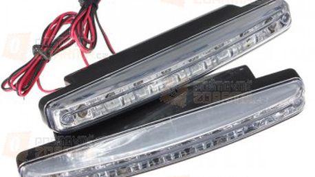 LED světla pro denní svícení a poštovné ZDARMA! - 30407444