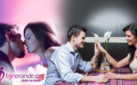 SPEED DATING - rychlé RANDE v Ostravě pro všechny nezadané! 10 mini rande za jediný večer v příjemném prostředí restaurace RAW BAR za 129 Kč! S Fajne rande bude seznamování zábavou!
