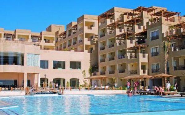 Egypt, oblast Safaga, all Inclusive, ubytování v 4* hotelu na 8 dní