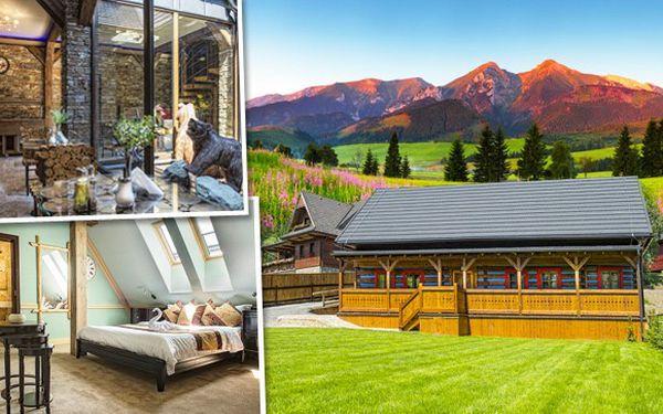 Luxusní dovolená v Tatrách i pro rodiny
