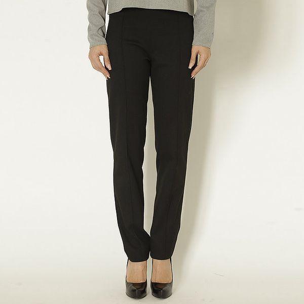 Dámské černé kalhoty s puky Keren Taylor