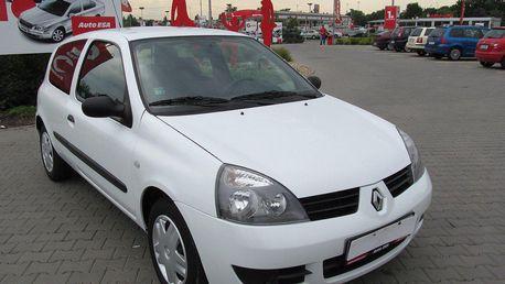 Renault Clio 1.2, 2.maj,ČR, zámek řazení