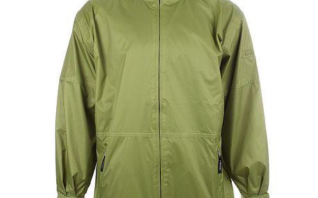 Pánská lehounká zelená bunda do deště Northland Professional