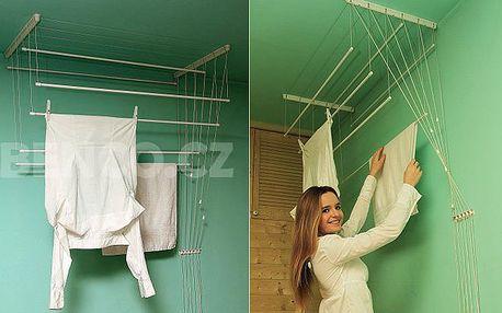 Stropní sušák na prádlo IDEAL s doručením zdarma
