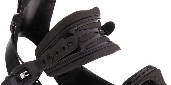Fastec SMU Black, černá, L