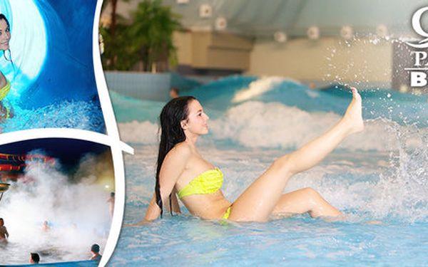 Celodenní vstup do termálních bazénů v Bešeňové