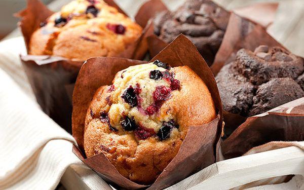 Domácí muffiny