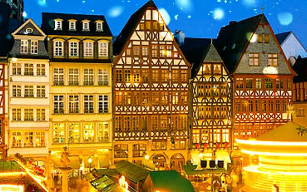 Advent v Regensburgu: jedinečné trhy i památky! Zájezd pro 1 osobu, 2 termíny.