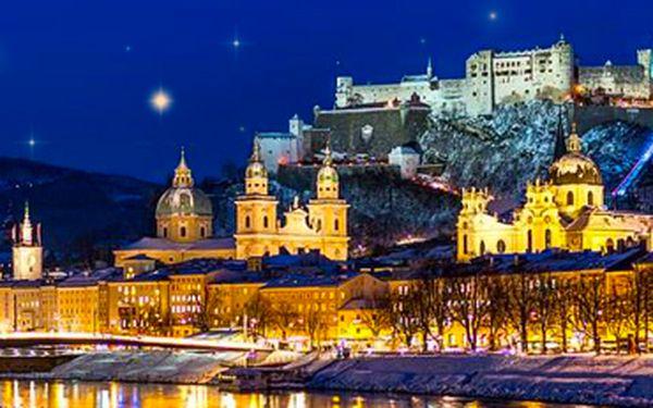 Advent v Salzburgu: místní voňavé speciality a pohádková atmosféra!