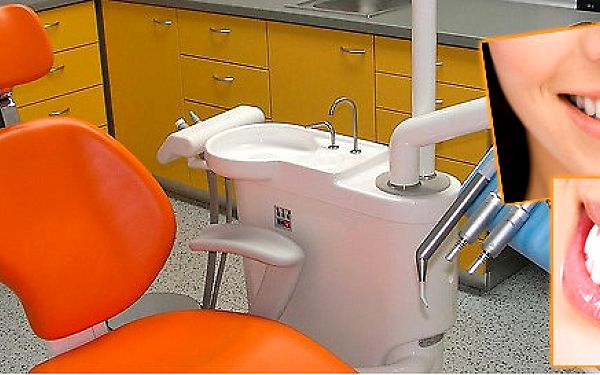 Podzimní dentální hygiena včetně pískování Air-Flow