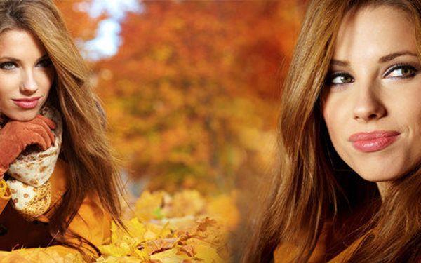 Kompletní kosmetické ošetření - připravte svou pleť na sychravý podzim