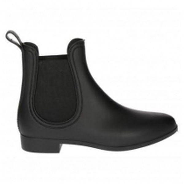 Dámské gumové boty Chelsea 027 černé
