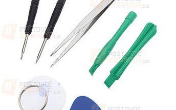 7v1 sada nářadí na opravu mobilních telefonů a drobné elektroniky a poštovné ZDARMA! - 29114033