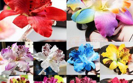 Elegantní květina do vlasů a poštovné ZDARMA! - 29313977