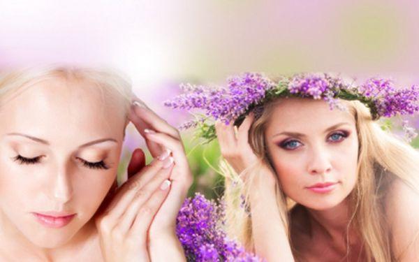 Pečujte o sebe a svou pleť! Kosmetické ošetření pleti s lymfatickou masáží za 219 Kč nebo aromaterapeutické ošetření pleti s vůní levandule za krásných 289 Kč! Uvolníte se, příjemně si odpočinete a Vaše pleť bude krásně rozzářená!
