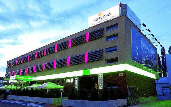 2denní nebo 3denní pobyt pro dva v hotelu Gaudio*** v Bratislavě