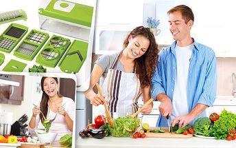 14dílný multifunkční kráječ na zeleninu za 299 Kč
