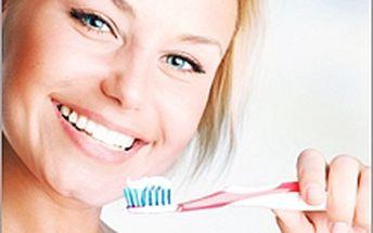 Dentální hygiena a bělení