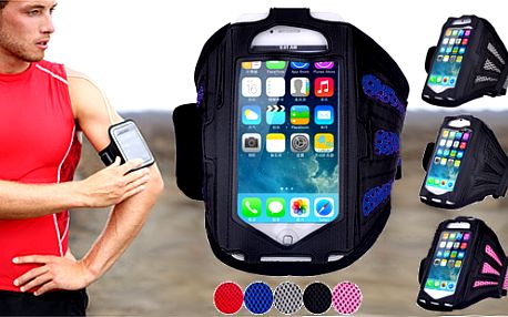 Sportovní pouzdro na ruku pro smartphone