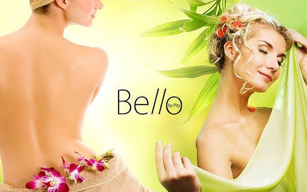 Balíček krásy a relaxace v pražském salonu Bello