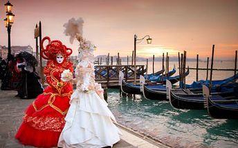Poznávací zájezd na karneval v Benátkách 2015