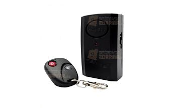 Motoalarm Honest s otřesovým čidlem + dálkové ovládání a poštovné ZDARMA! - 30502802
