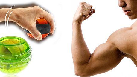 Wrist Ball Dokonalá nezkrotná posilovací i relaxační pomůcka! Vyzkoušejte i Vy a zažijte úžasný pocit odstředivé síly Wrist Ballu.
