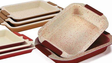 2 nebo 3dílný set keramických pekáčů
