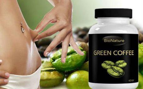 Extrakt Green Coffe pro hubnutí! Shazujte kila bez práce.