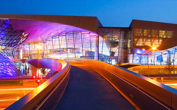 Zájezd: velká muzejní noc v Mnichově! Navštivte zajímavé galerie i muzea.