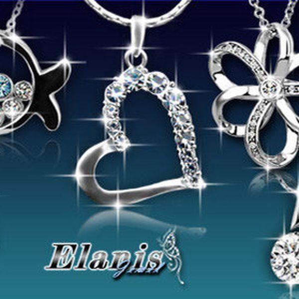 Šperky s krystaly Swarovski Elements